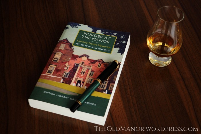 Murder at the Manor - Country House Mysteries